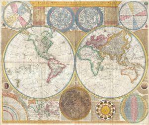 Geographic territory