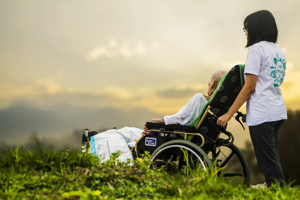 patients with disabilities